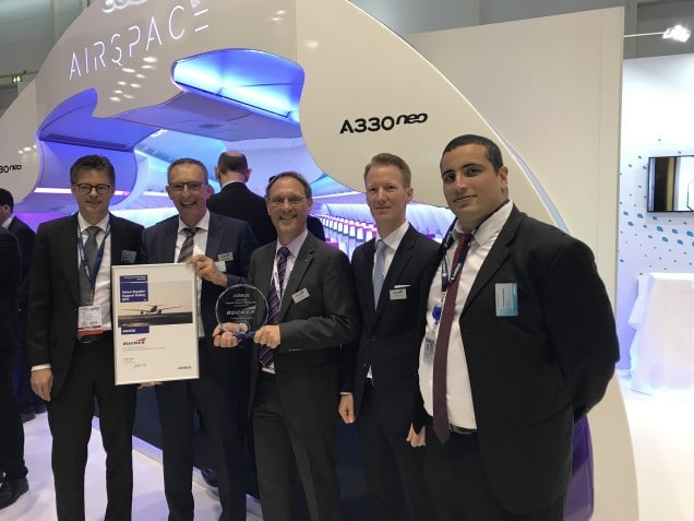 AIX2018 Airbus Award Ceremony_20180410